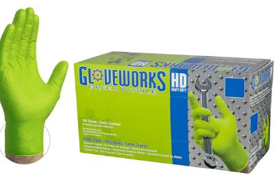 nitrile beekeeping gloves